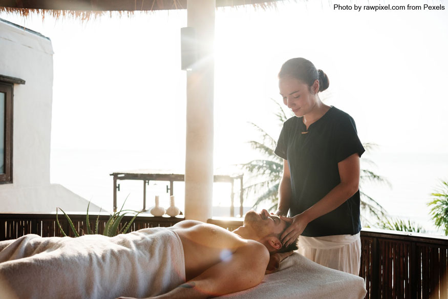traditionelle Thaimassage von Baibun